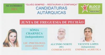 DE PECHÃO PARA PECHÃO...